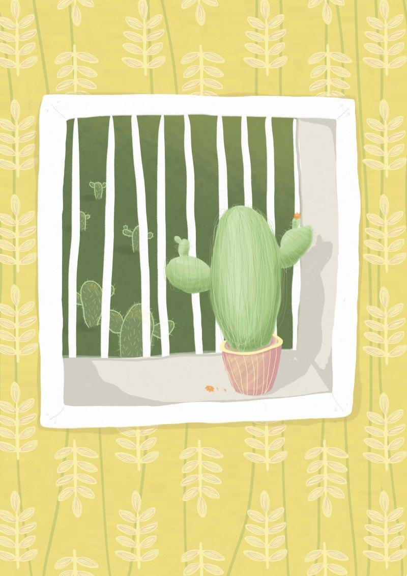 kaktus husarrest